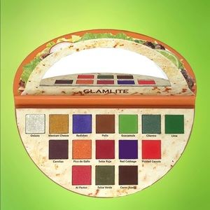 15 COLOR TACO THEMED EYESHADOW PALETTE❗️